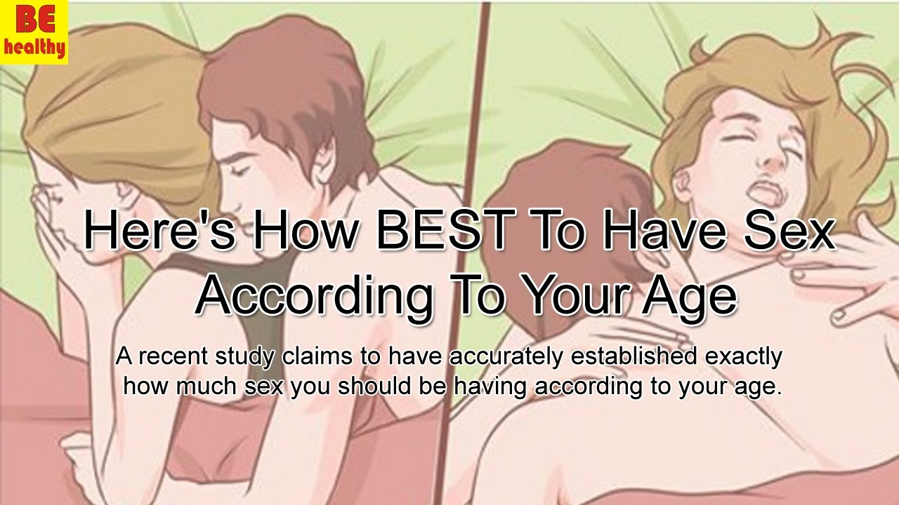 What age should you have sex