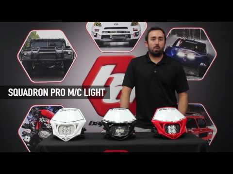 Baja Designs LED Motorcycle Headlights Lineup And Overview #BajaDesigns