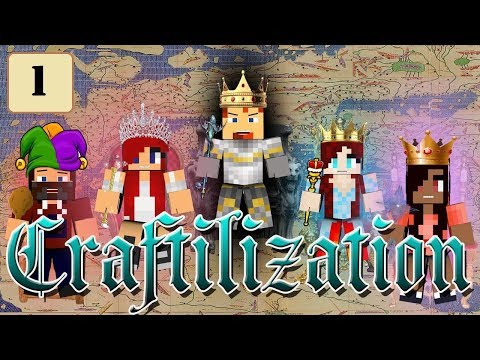 I Know Weird Words! - Craftilizations with Modii, Heather, Christa, and Haliee, Ep 1!
