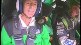 2010 Hayden Paddon  Rally Ride Day