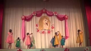 Копия видео Танец с шарфами для мам.