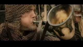 Rohirrim Charge Marching (Lord of The Rings)