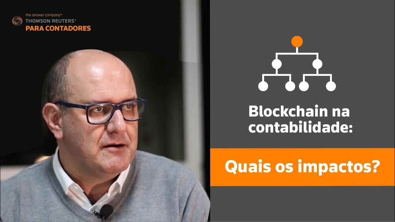 Blockchain na contabilidade: quais são os impactos?