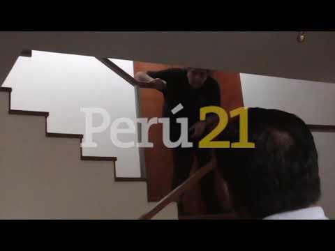 ALAN GARCÍA: Los últimos minutos con vida del ex presidente antes de su detención