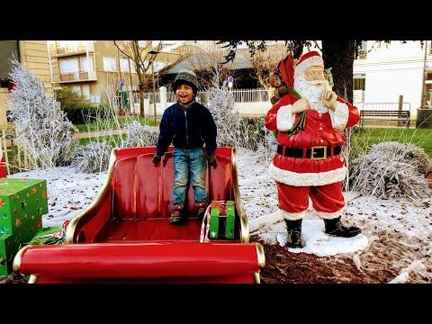 PARIS CHRISTMAS EVENT | Christmas (Noël fête) Celebration in France With AppunuMS