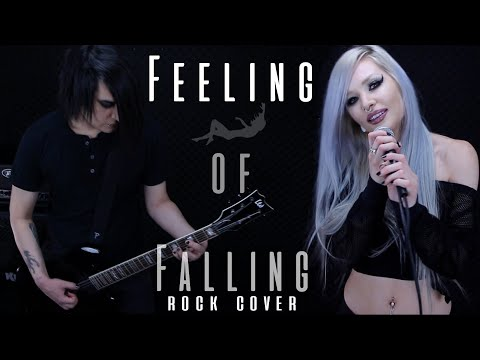 Cheat Codes X Kim Petras - Feeling Of Falling (Rock Cover)