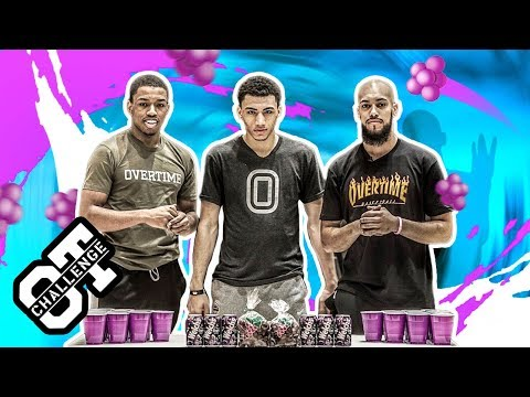 Jahvon Quinerly Brings JELLY To The Overtime Challenge! ISAIAH WASHINGTON Pulls Up To Play 11 🍇