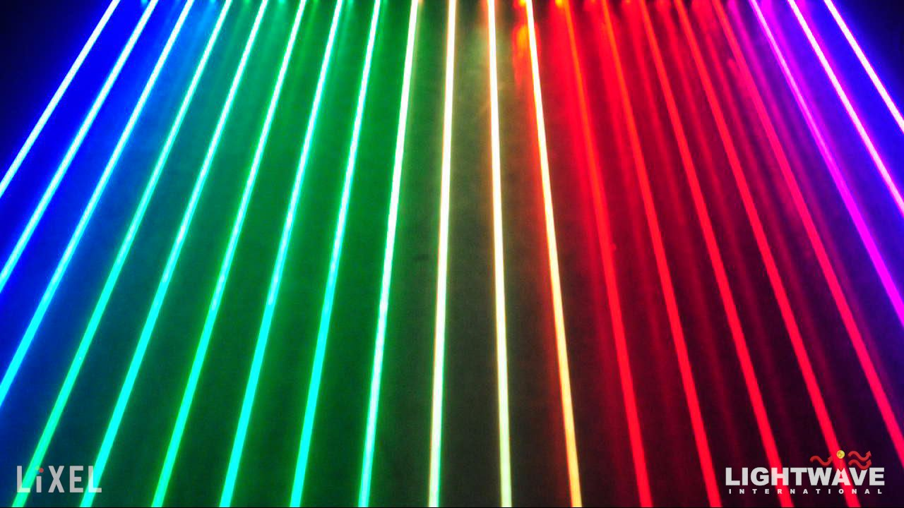 Lixel Laser Array From Lightwave International