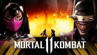 Mortal Kombat 11 - Kitana Vs Noob Saibot (Very Hard)