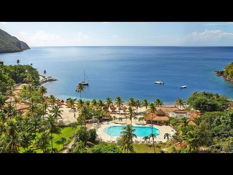 10 Best Beachfront Hotels & Resorts in Saint Lucia