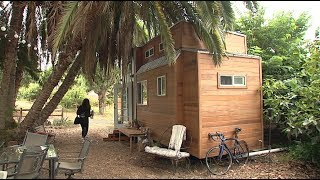 Tiny Homes In San Diego Face Big Hurdles