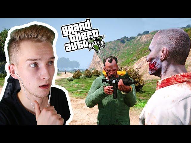 GTA V Zombie Mod - APOKALIPSA?!