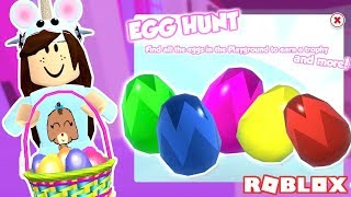 MEEP CITY EASTER EGG HUNT! ROBLOX GAMINGWITHPAWESOMETV