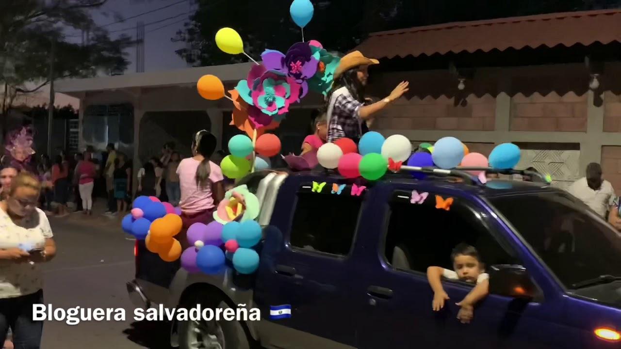 Desfile de correo de Comacarán