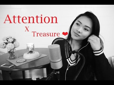 [COVER] Attention - Charlie Puth | TREASURE