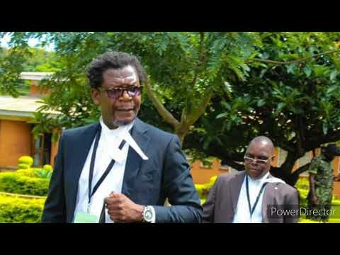UTM Lawyer Dr Chikosa Silungwe, Phd - Outside Court | 15 April 2020