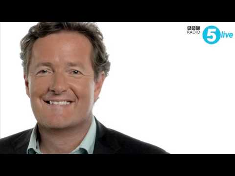 """Piers Morgan: Wenger """"has run his course"""""""