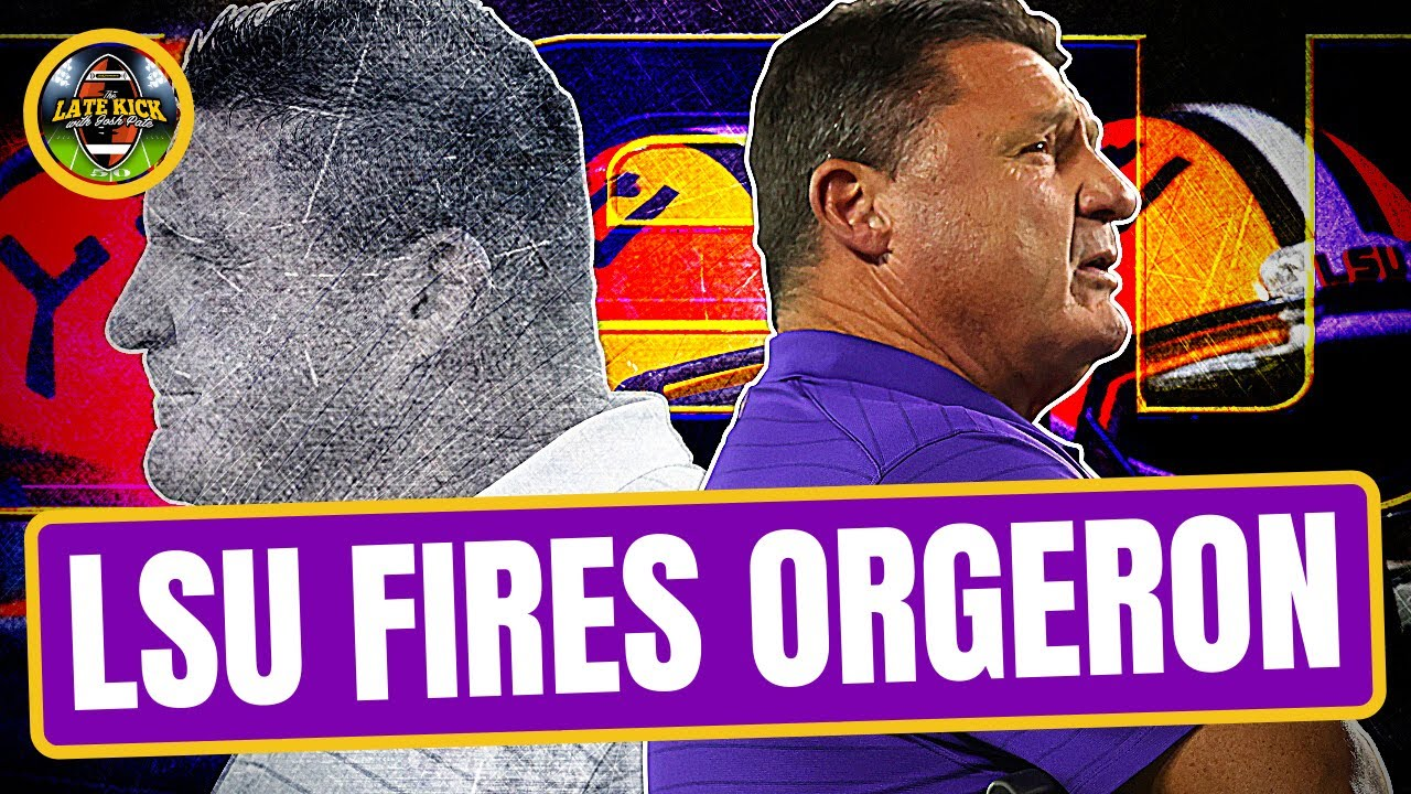 LSU fires Ed Orgeron: How did LSU get here, what's next, who are ...