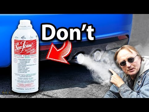 The Truth About Seafoam Fuel Additive