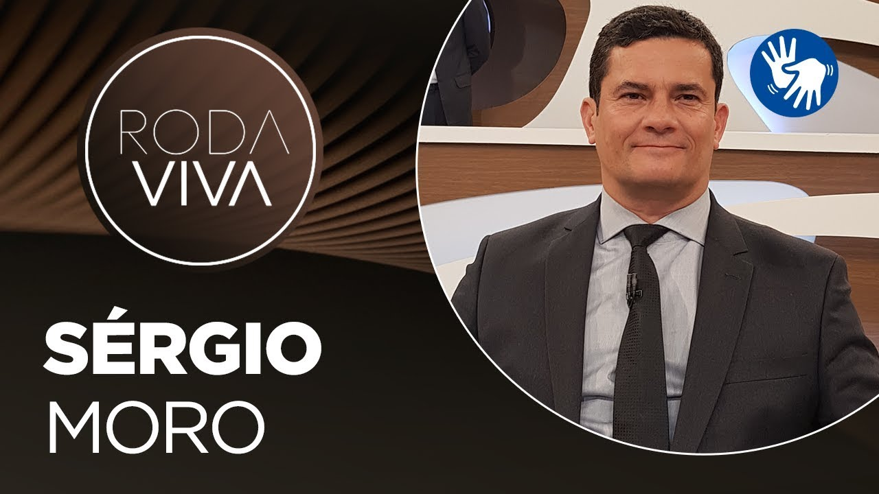 Roda Viva   Sérgio Moro   20/01/2020
