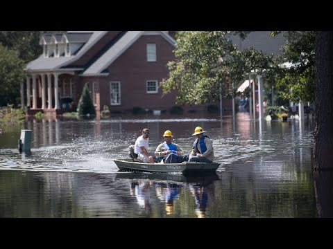 South Carolina braces for post-Florence flooding
