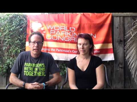 Kevin and Sara completes Pies for Parkinson's
