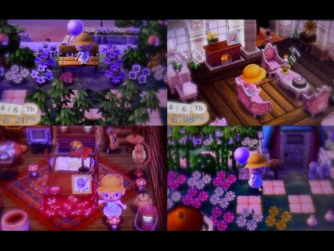 ASMR Animal Crossing Town Tour (Whispered)