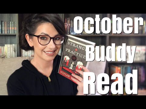October Buddy Read: Strange Practice