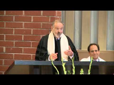 Rabbi Richard Levy Los Angeles Ordination Speaker 2014