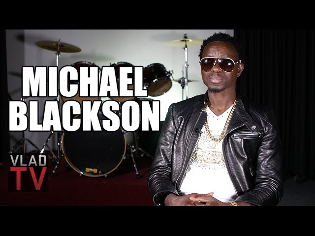 Michael Blackson: My Girlfriend Started the Beef with Me & Meek Mill