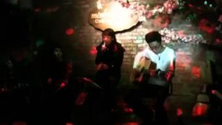 Chuyện tình - Ngân Hà& LH ( live at Minh Nguyên cafe )