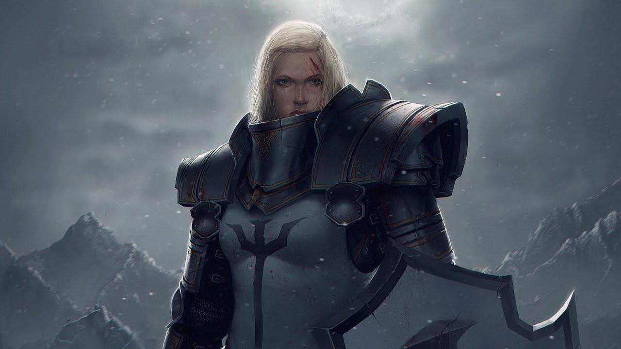 Diablo 3 Ros Wallpaper: Diablo 3 Reaper Of Souls PS4 Crusader Cut Scene
