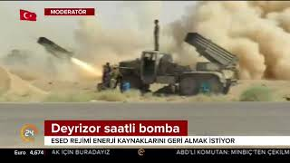 Esed PKK'yı, ABD Esed'i Vurdu
