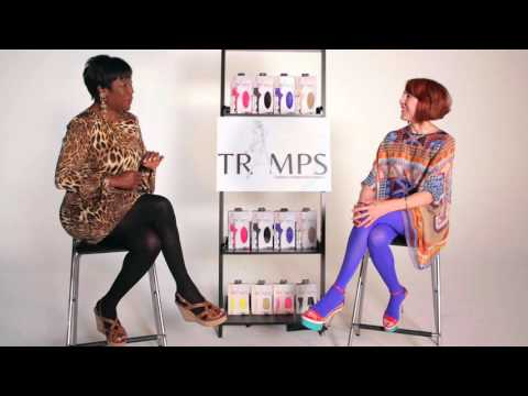 Tramps Fashion Compression Hosiery Video Press Kit