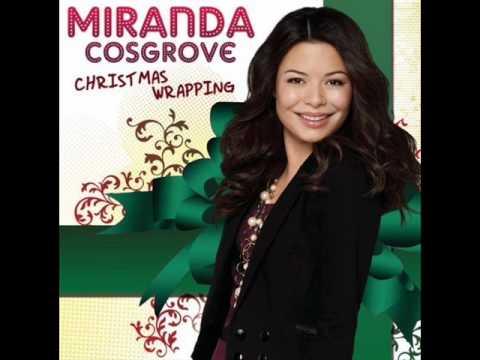 Miranda Cosgrove- Christmas Wrapping