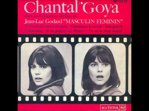 Chantal Goya - Masculin Féminin Soundtrack