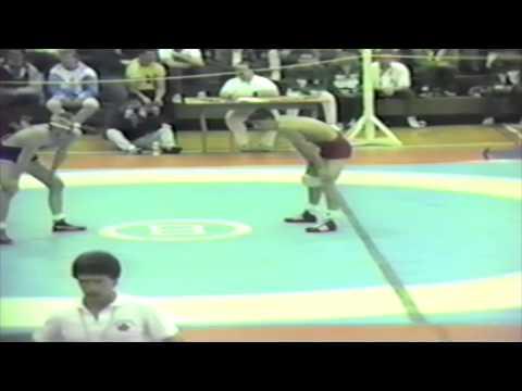 1987 National Espoir Championships Match 9