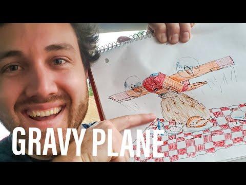 We Tried Building Gravy Airplane