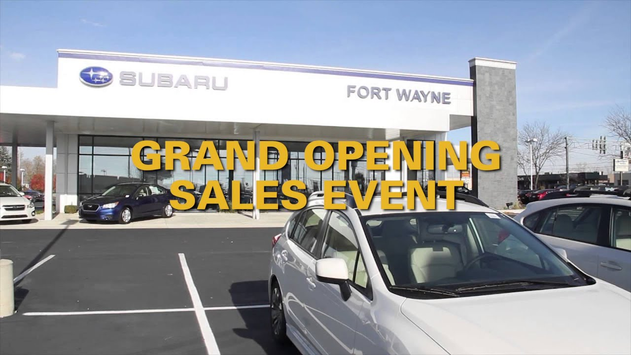 Fort Wayne Subaru March 2015