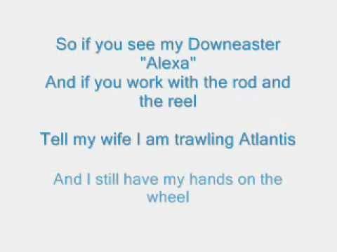 """Billy Joel- The Downeaster """"Alexa"""" (lyrics)"""