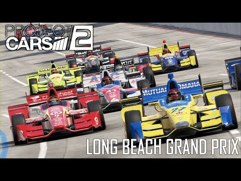 Project CARS 2 -- Long Beach Grand Prix