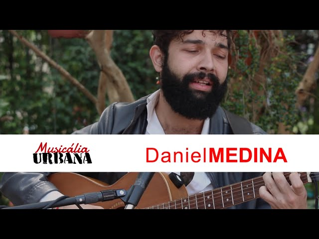 Daniel Medina - Cantar Vitória | Musicália Urbana