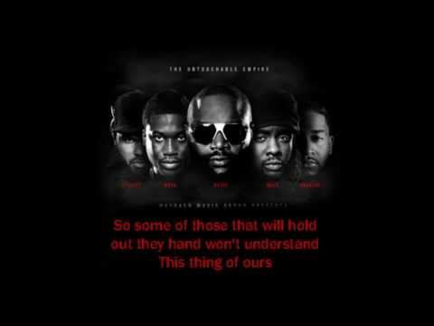 MMG  This Thing of Ours LYRICS  Self Made 2  Rick Ross, Omarion and Wale featuring Nas