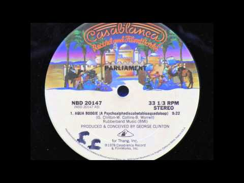 Aqua Boogie Extended Instrumental Dub