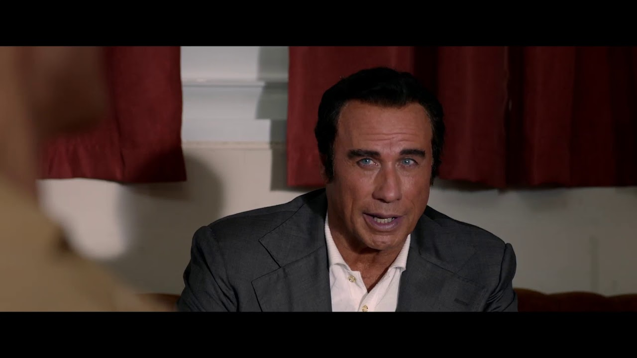 Speed Kills Official Trailer (2018) - John Travolta