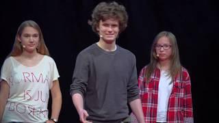 Mielőtt elítélnél egy generációt, hallgasd meg az ő véleményüket is! | kidsnews.hu - | TEDxDanubia
