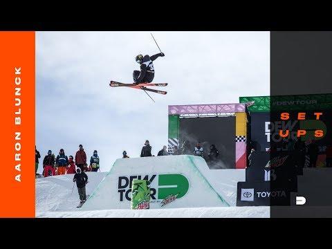 Setups: Aaron Blunck Breaks Down His Go-to Ski Equipment