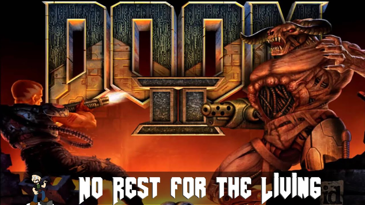 7 Doom 2 No Rest For The Living No Commentary Youtube