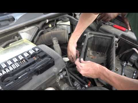 2005 toyota camry starter replacement bad bendix youtube. Black Bedroom Furniture Sets. Home Design Ideas