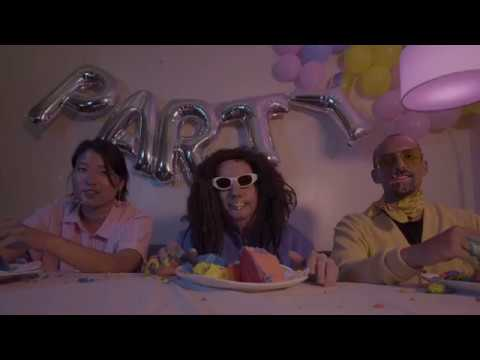 "(Official Music Video) ""Space Down (It's Friday night)"" by Gary Wilson and R. Stevie Moore Mp3"